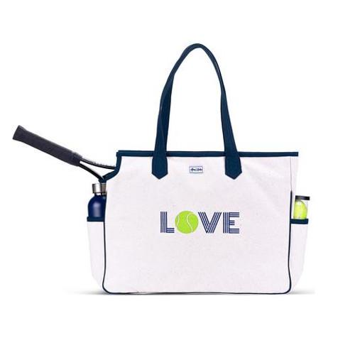 Ame & Lulu Love All Tennis Court Bag