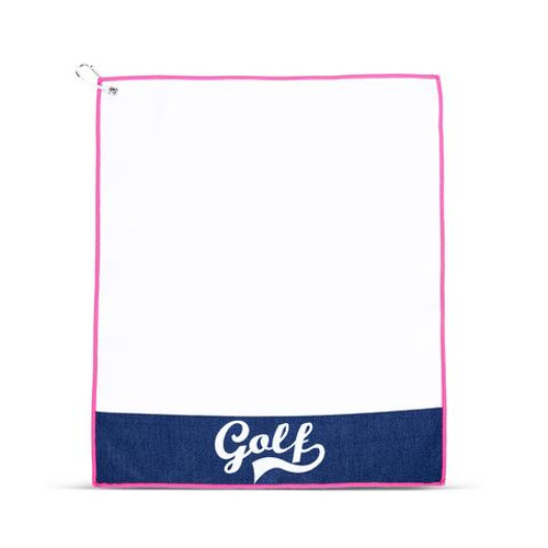 Ame & Lulu Tinsley Golf Towel