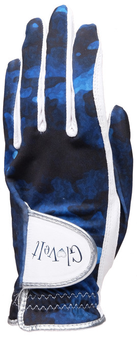 Glove It Blue Camo Ladies Golf Glove