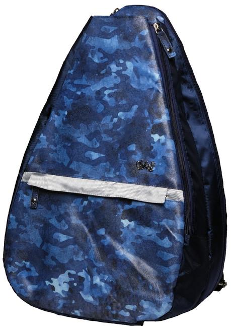 Glove It Blue Camo Tennis Backpack