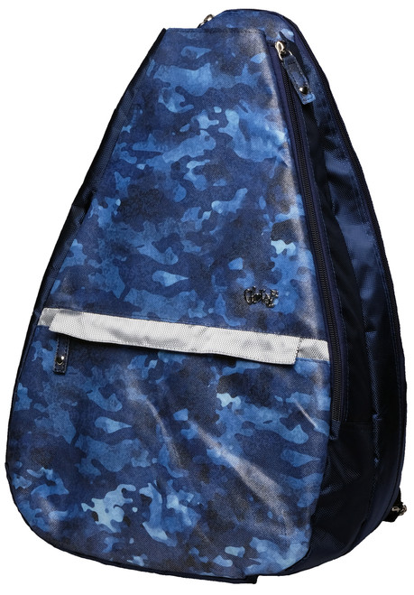 Glove It Blue Camo Tennis Backpack