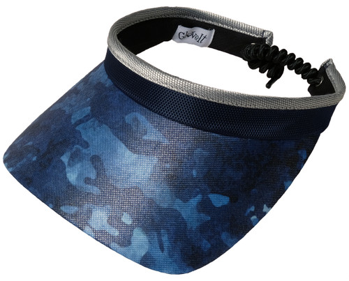 Glove It Blue Camo Visor