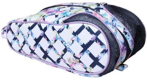 Glove It Pastel Lattice Ladies Shoe Bag