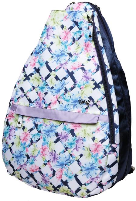 Glove It Pastel Lattice Tennis Backpack