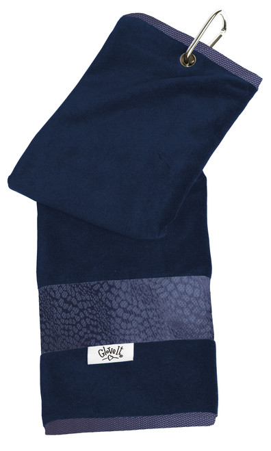 Glove It Chic Slate Ladies Golf Towel