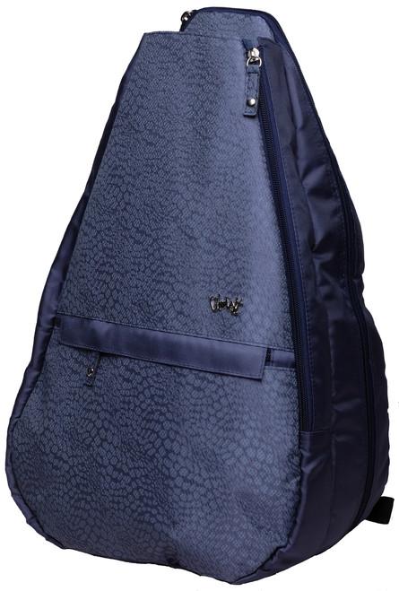 Glove It Chic Slate Tennis Backpack