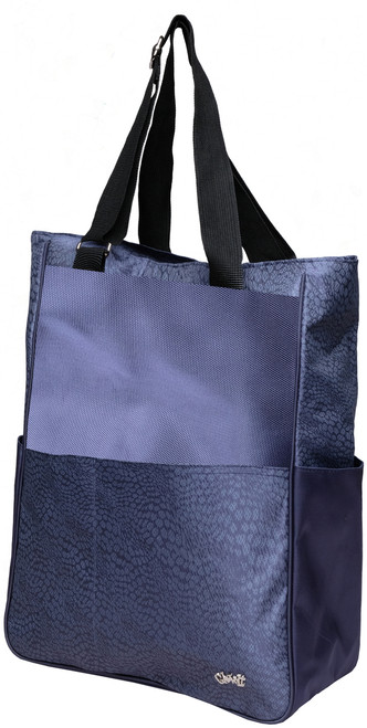 Glove It Chic Slate Tennis Tote Bag