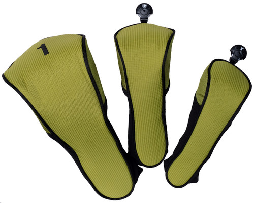 Glove It Kiwi Check Golf Club Cover Set