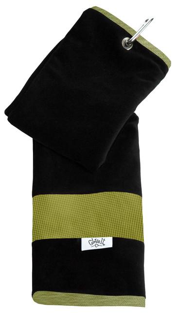 Glove It Kiwi Check Ladies Golf Towel