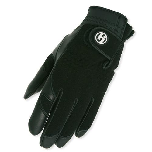 HJ Glove Black Mens Winter Gloves (pair) - Size: XL