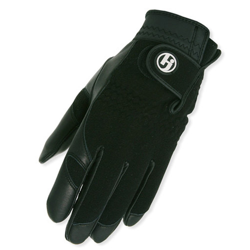 HJ Glove Black Mens Winter Gloves (pair) - Size: XL