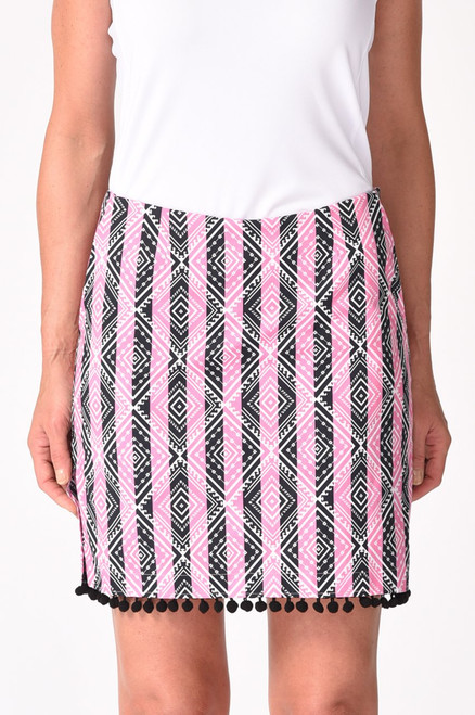 Golftini Musical Chairs Golf Skort
