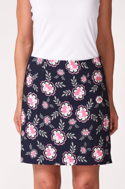 Golftini Go Fish Golf Skort