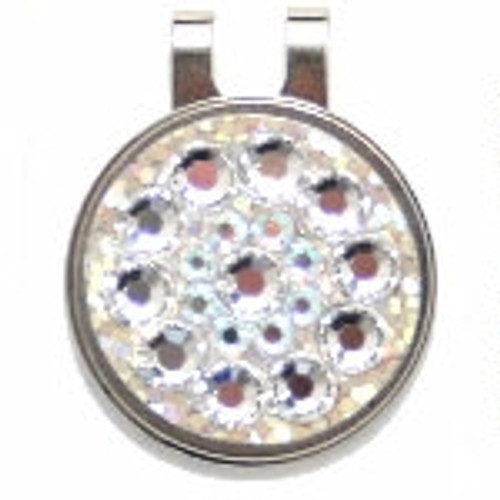Blingo Crystal Ladies Golf Ball Marker