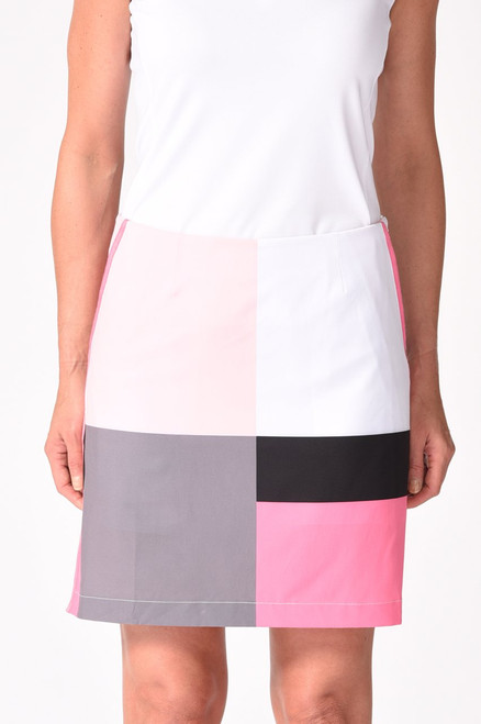 Golftini  Four Square Performance Golf Skort