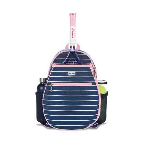 Ame & Lulu Camper Girls Tennis Backpack - Frankie