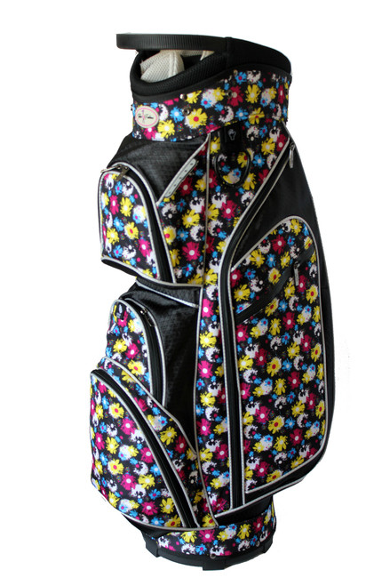 Taboo Fashions Monaco Potpourri Ladies Golf Bag