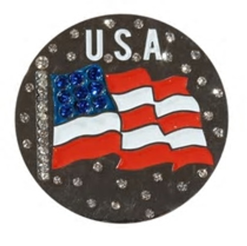 Abigale Lynn USA Flag Ball Marker
