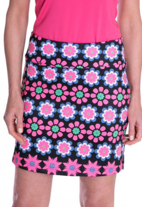 Golftini Go Getter Pull-On Golf Skort