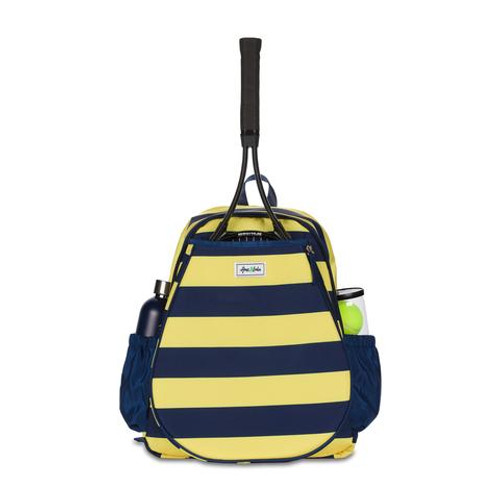 Ame & Lulu Game On Tennis Backpack - Happy