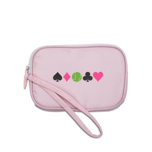 Ame & Lulu Queen of the Court Tennis Wristlet