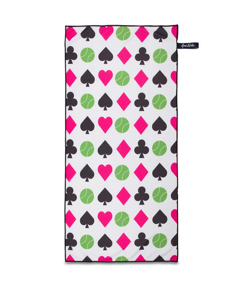 Ame & Lulu Queen of the Court Tennis Towel