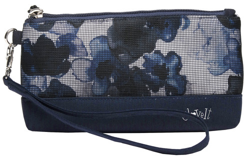 Glove It Indigo Poppy Wristlet