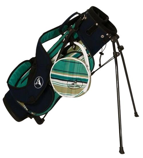 Sassy Caddy Preppy Junior Golf Bag