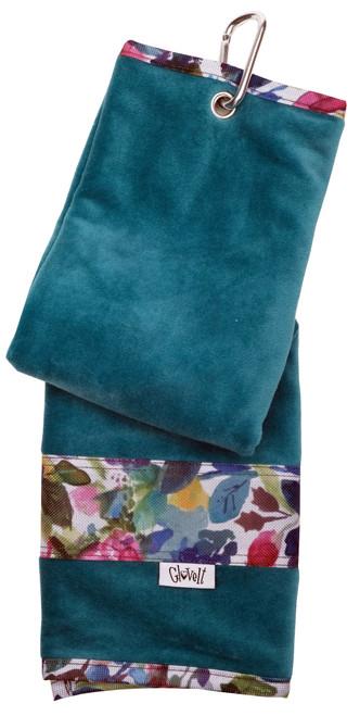 Glove It Painted Meadow Ladies Golf Towel