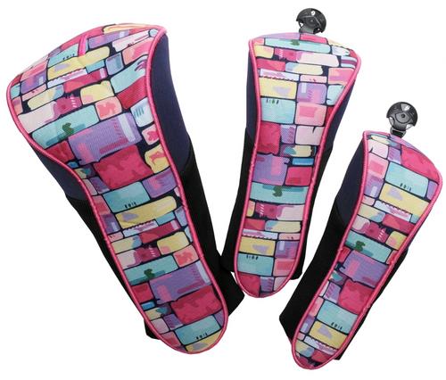 Glove It Tile Fusion Golf Club Cover Set