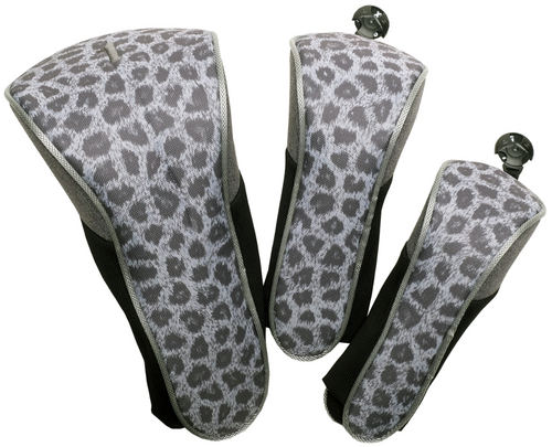 Glove It Snow Leopard Golf Club Cover Set