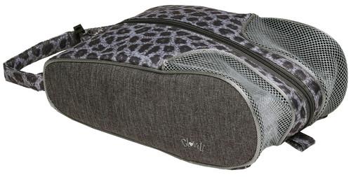 Glove It Snow Leopard Ladies Shoe Bag