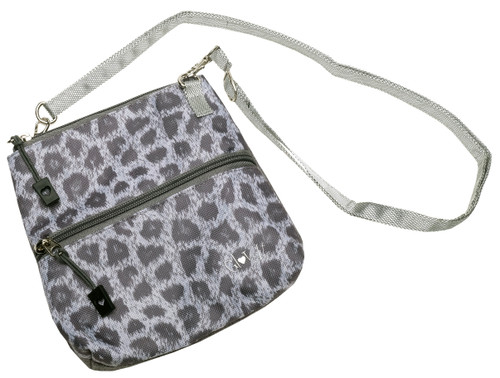 Glove It Snow Leopard Zip Golf Accessory Bag