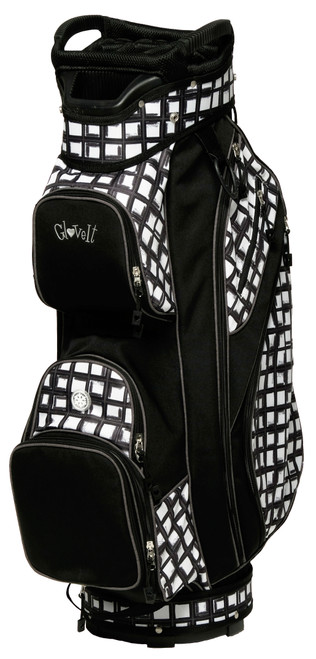 Glove It Abstract Pane Ladies Golf Bag