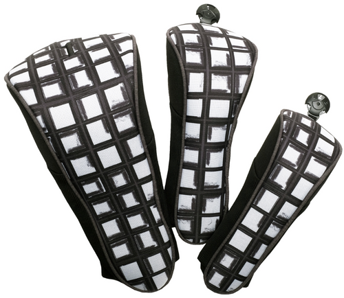 Glove It Abstract Pane Golf Club Cover Set