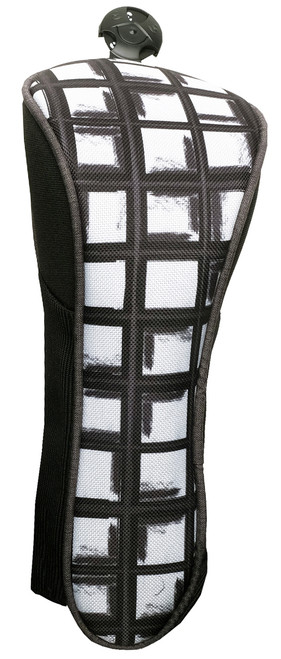 Glove It Abstract Pane Fairway Club Cover