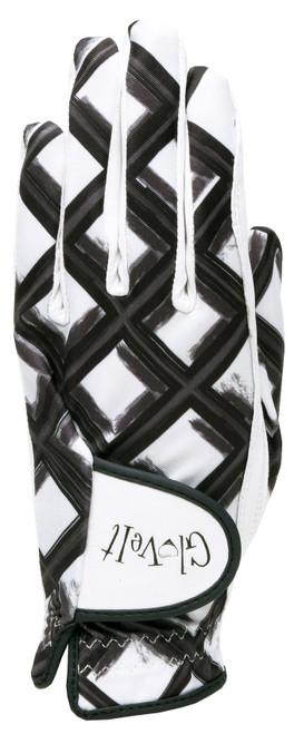 Glove It Abstract Pane Ladies Golf Glove