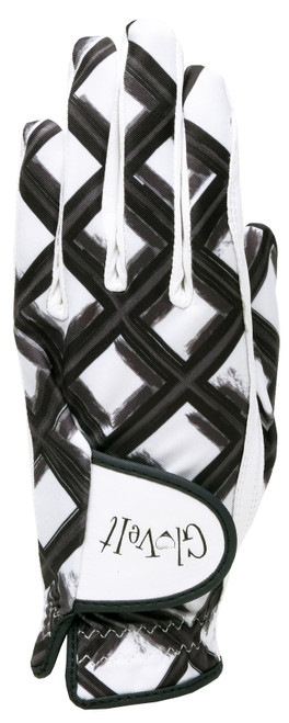 Glove It Abstract Pane Ladies Golf Glove