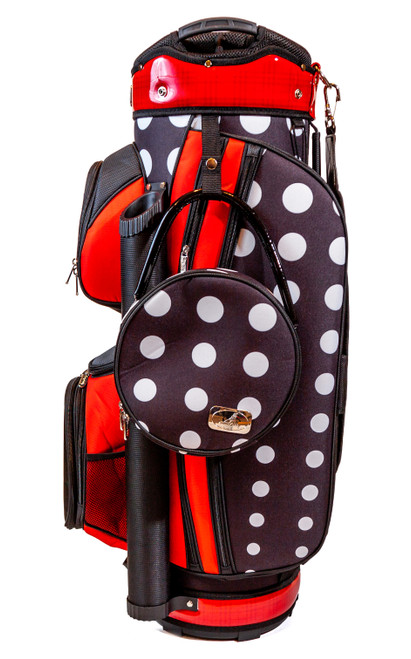 Sassy Caddy Monte Carlo Ladies Golf Bag
