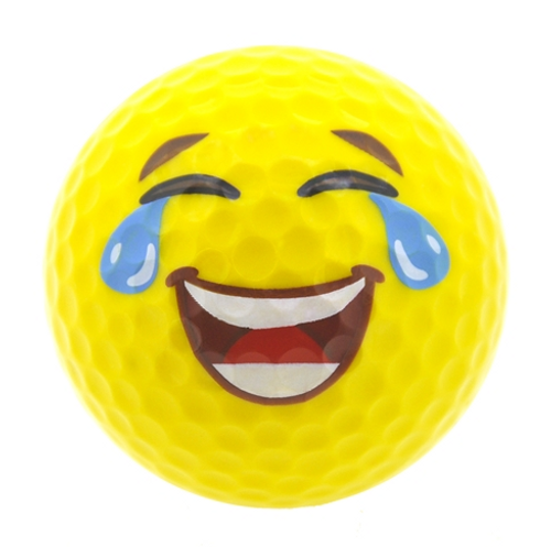 LOL Emoji Golf Balls