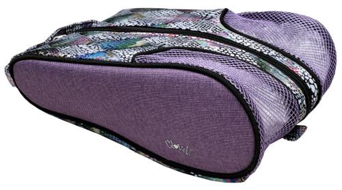 Glove It Patina Diamond Ladies Shoe Bag