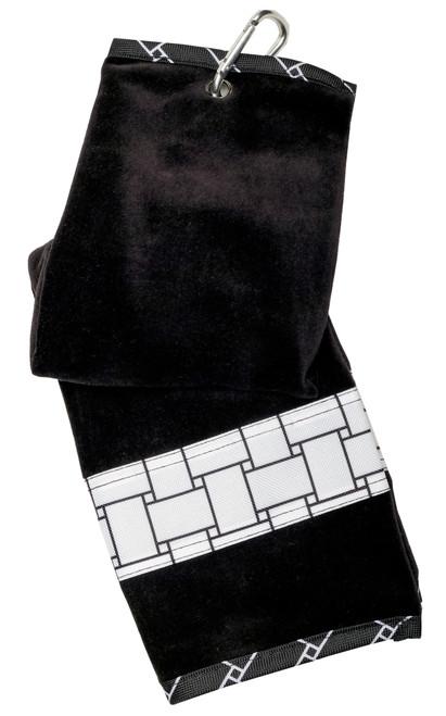 Glove It Basketweave Ladies Golf Towel