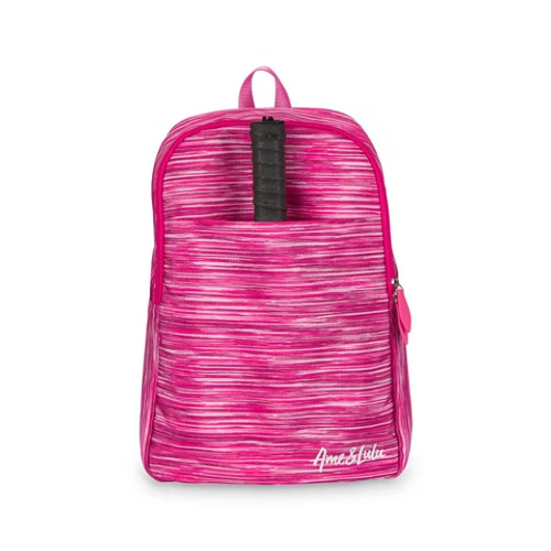 Ame & Lulu Drop Shot Pickleball Bag - Pink Grunge