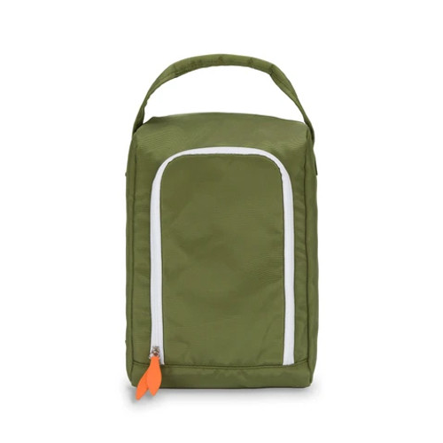 Ame & Lulu Sport Shoe Bag Green
