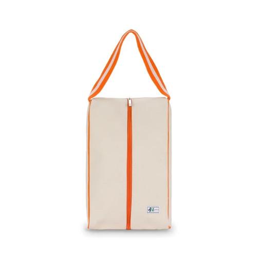 Ame & Lulu Hamptons Shoe Bag - Clementine