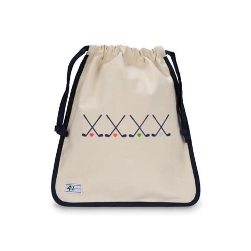 Ame & Lulu Raleigh Club Love Golf Shoe Bag