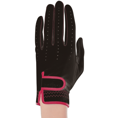 Limited Edition Nailed Luxury Black Golf Glove (Standard Sizing)