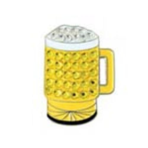 Bonjoc Beer Mug Swarovski Crystal Ball Marker