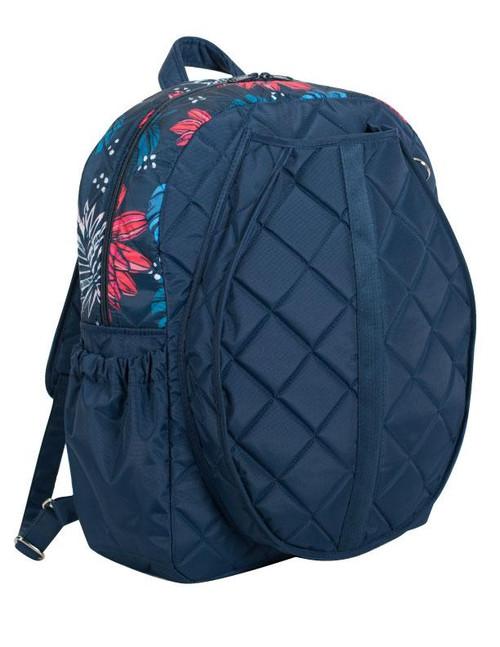 cinda b Tropicalia Tennis Backpack