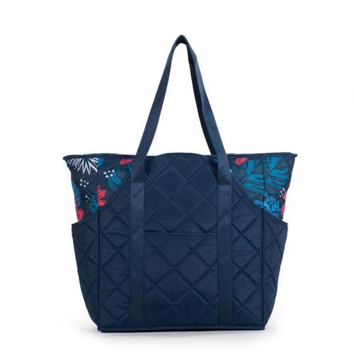 cinda b Tropicalia Tennis Court Bag